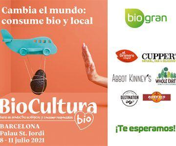 Biogran participa en BioCultura 2021